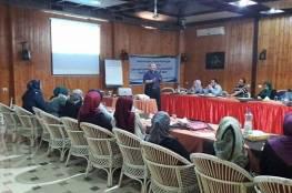 السلامة الخيرية تشارك في دورة حول التدقيق الاجتماعي لأداء السلطات في عملية إعادة الإعمار حسب اتفاقية الأمم المتحدة لمكافحة الفساد UNCAC