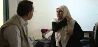 مشروع توفير الاحتياجات المنزلية للجرحى الأشد فقرا 1